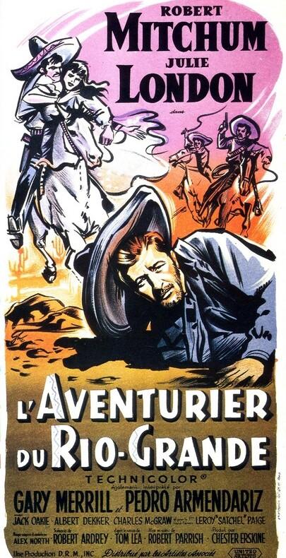 L'Aventurier du Rio Grande (1959)