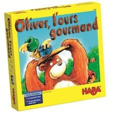 Olivier l'ours gourmand