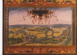 Bibliothéque Nationale d'Autriche (Vienne)  Album du Duc de Croÿ