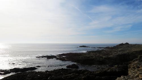Quiberon : Petite promenade le 1er novembre