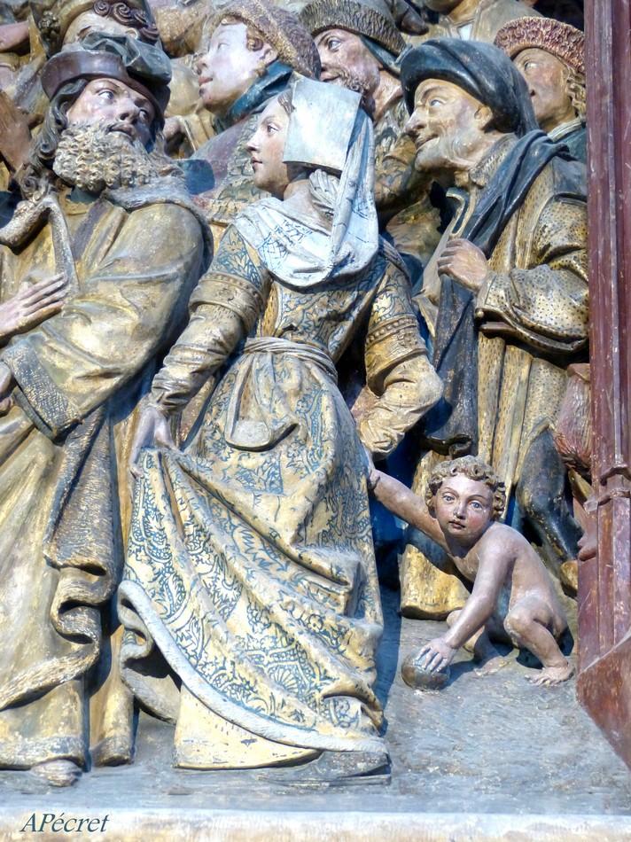 Quelques Habitants dans notre Cathédrale