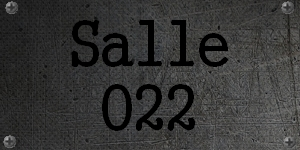 Salle 021