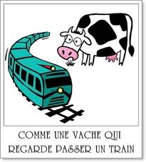 """Résultat de recherche d'images pour """"les Français regardent les trains passer"""""""