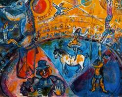A la manière de Chagall