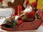 Père Noël s'est égaré (E)
