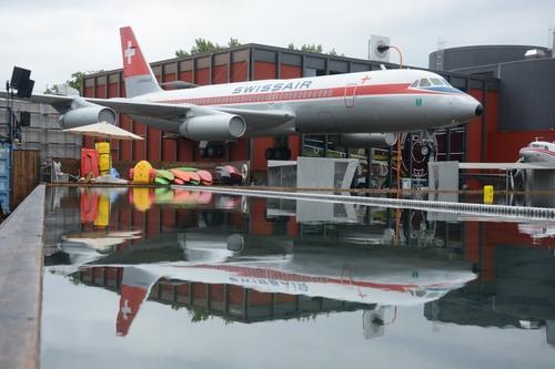 Le musée Suisse des transports de Lucerne (partie aéronautique)
