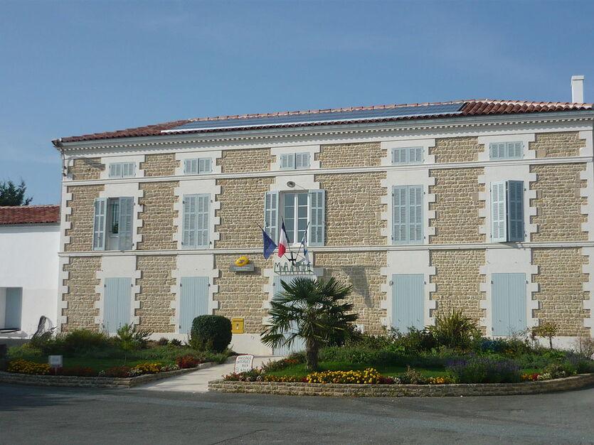 Mairie de Migré, Charente-Maritime.JPG