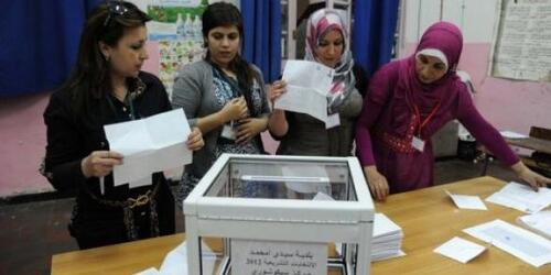Législatives en Algérie : large victoire du FLN