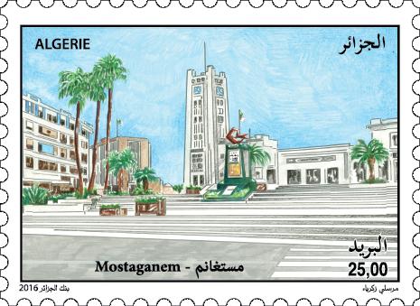 """Résultat de recherche d'images pour """"timbres: villes algerie"""""""