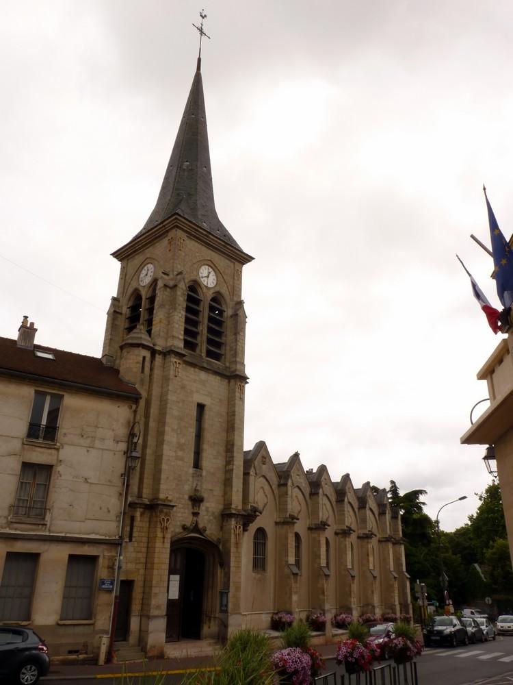 Eglise de Châtillon