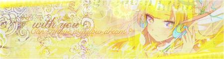 Signature Yellow Dream