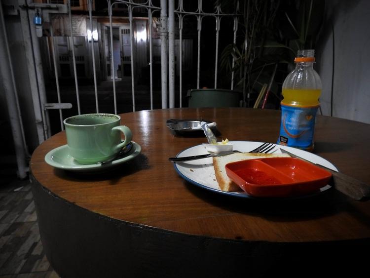 2 Août - Bandung Pangandaran... six heures de voiture mais c'est trop beau !