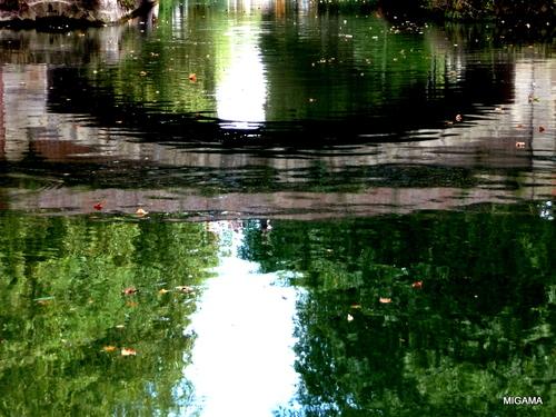 Deux promenades sur l'eau ...