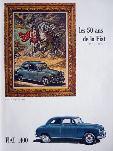 L'automobile et l'art