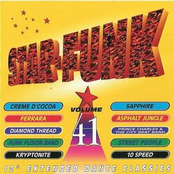 V.A. - Star Funk Vol.41 - Complete CD