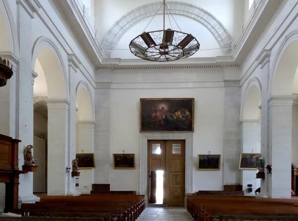 L'église de Grancey sur Ource