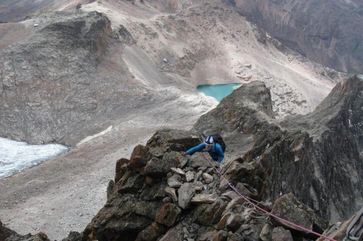 Partir à l'aventure:  Mont Kenya: escalader l'autre grand sommet d'Afrique
