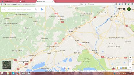 La grande cité d'Avignon