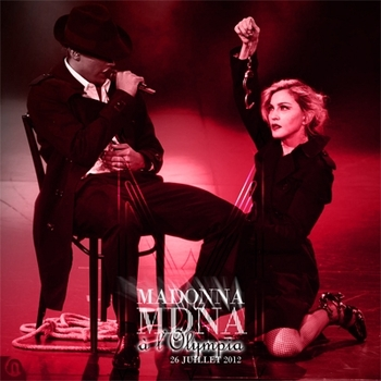 The MDNA Tour - Olympia Audio
