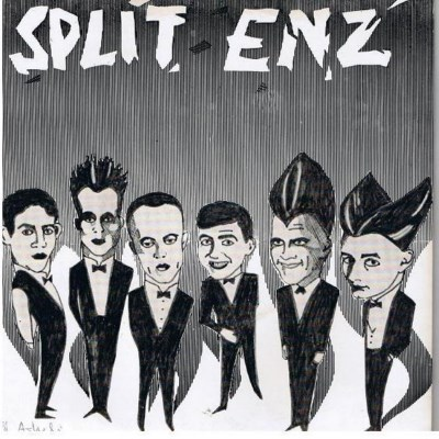 Split Enz - I See Red - 1978