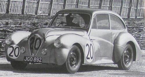Le Mans 1949 (II)