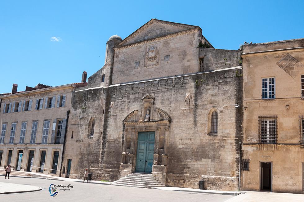 Eglise Sainte Anne à Arles