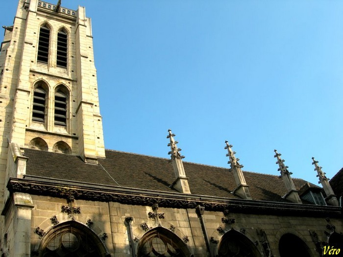 Ile-de-France, Paris-75003, Chapelle-St-Nicolas-des-Champs