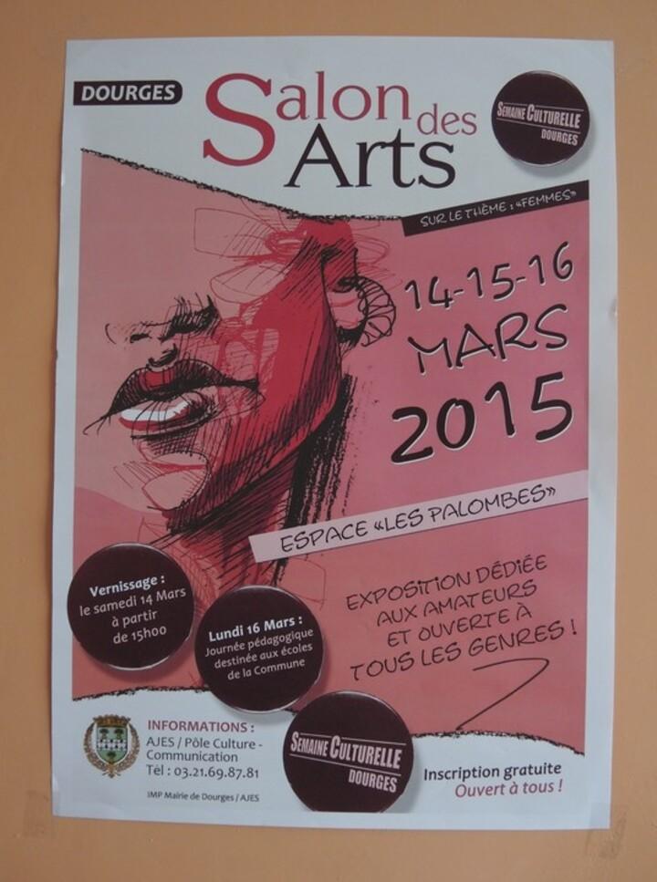 Salon des Arts à Dourges