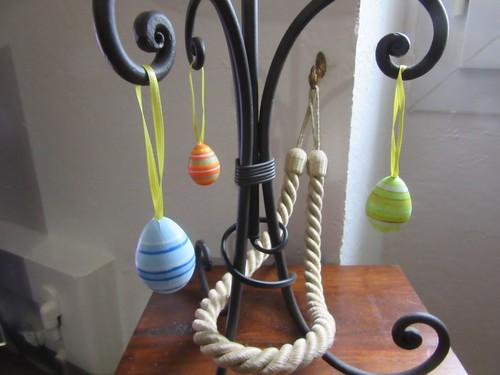Pâques se prépare en décoration