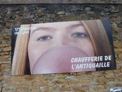 Patrimoine ou Biennale ???