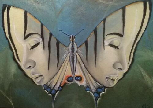 The butterfly, Sabbat des Elles