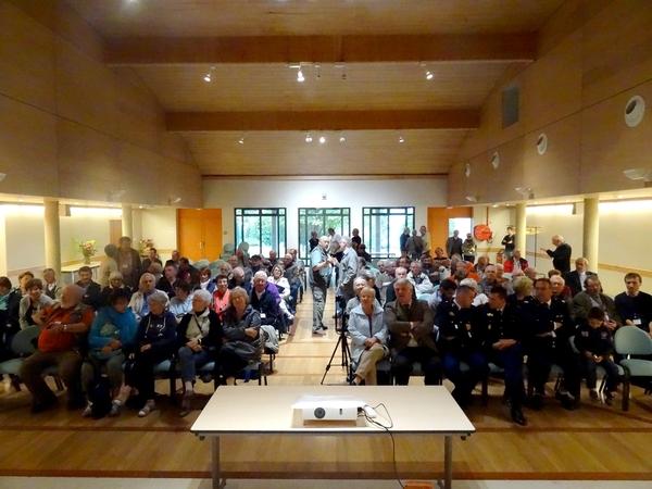 Le congrès National annuel de Mycologie a eu lieu à Châtillon sur Seine, du 6 octobre au 12 octobre 2014...