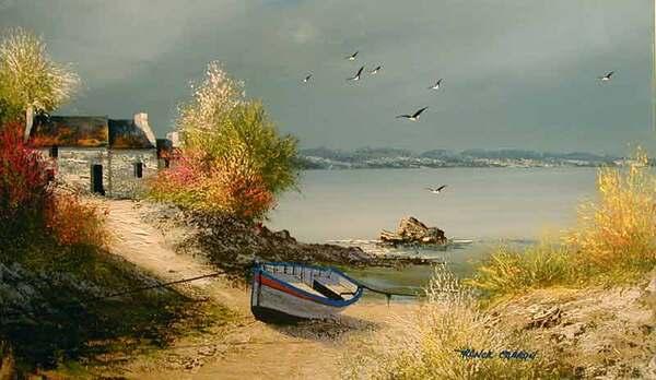 Peinture de: Franck Carron