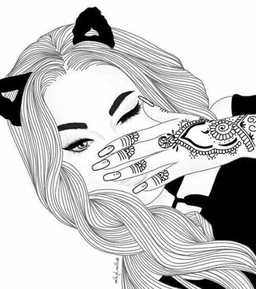 fille tatou serpent