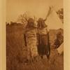 38Buffalo dancers, animal ...