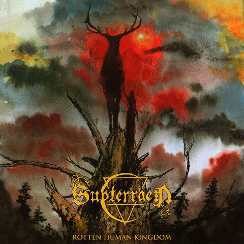 SUBTERRAEN - Un nouvel extrait de l'album Rotten Human Kingdom dévoilé