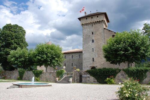 Voilà le château
