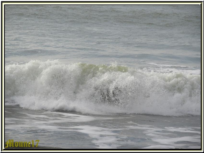 Un p'tit tour à la plage