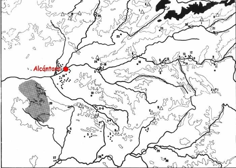 "Le pont d'Alcántara : ""Firmitas"", ""Utilitas"" et ""Venustas"""