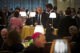 Spotlight : Photo Liev Schreiber, Michael Keaton