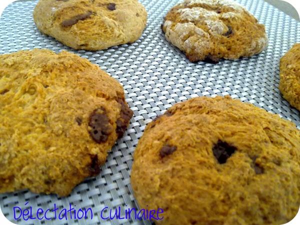 Cookies Briochés
