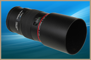 Canon EF 100mm f/2.8 L is usm  macro 1:1