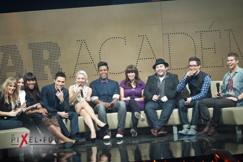 Gala 6 - 26 février 2012