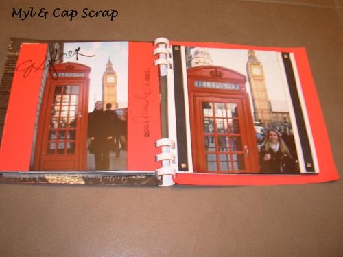 Caps : Londres
