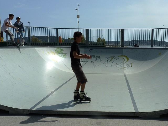 Skate Park du Mourillon 5 Marc de Metz 2012