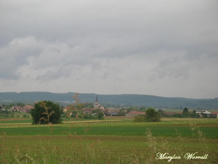 Halte dans le Sundgau