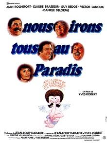 nous irons tous au paradis affiche 1977