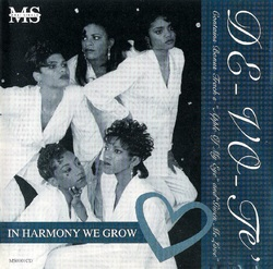 DE-VO-TE - IN HARMONY WE GROW (EP 1993)
