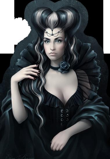 portrait magicienne 2