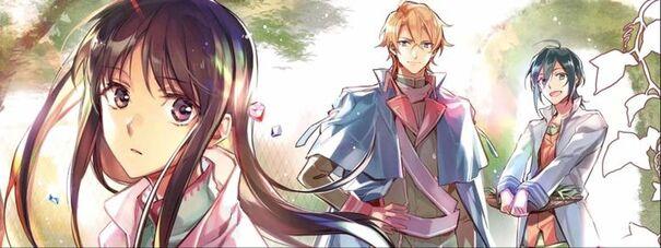 Seijo no Maryoku wa Bannou desu (manga + novel)